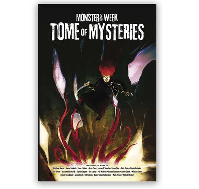 Role Playing Games, Monster of the Week: Tome of Mysteries