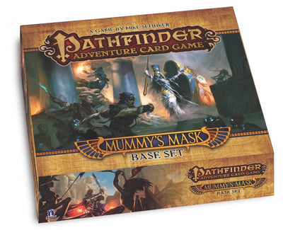 Card Games, Pathfinder Adventure Card Game: Mummy's Mask