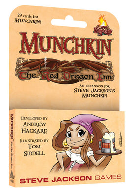 Card Games, Munchkin: The Red Dragon Inn