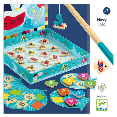 Kids Games, Navy Loto