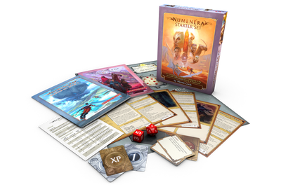 Role Playing Games, Numenera Starter Set