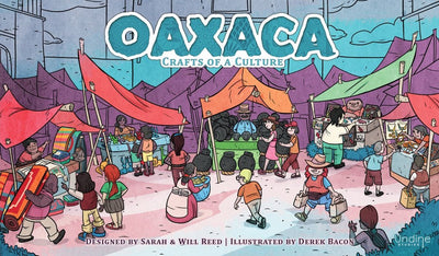 NZ Made & Created Games, Oaxaca: Crafts of Culture