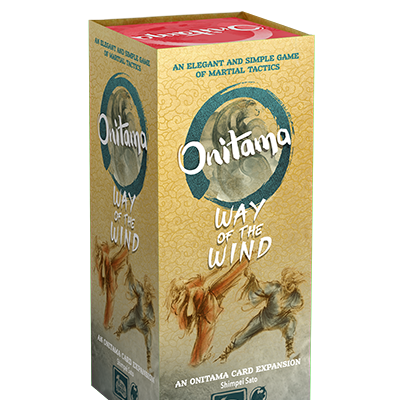Card Games, Onitama: Way of the Wind Expansion
