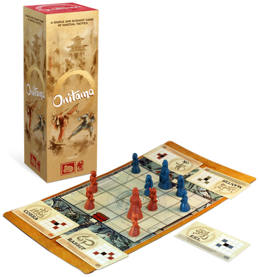 Board Games, Onitama