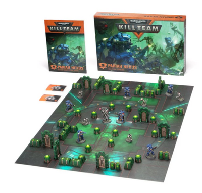 Miniatures, Kill Team: Pariah Nexus Expansion
