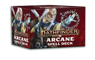 Role Playing Games, Pathfinder: Arcane Spell Cards