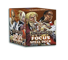 Pathfinder: Focus Spell Cards