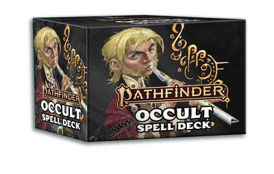 Role Playing Games, Pathfinder: Occult Spell Cards