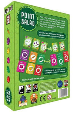 Card Games, Point Salad