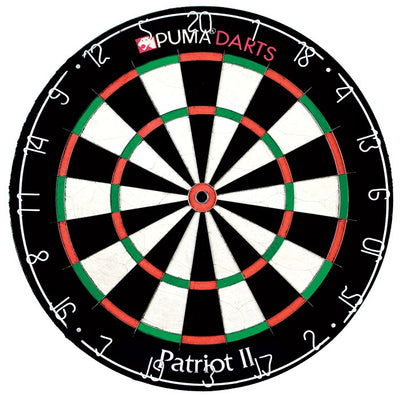 Darts, Patriot II Dartboard