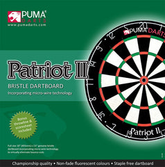 Patriot II Dartboard
