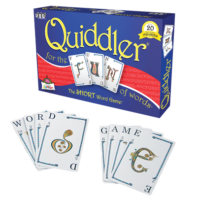 Card Games, QUIDDLER