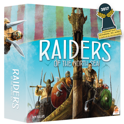 NZ Made & Created Games, Raiders of the North Sea