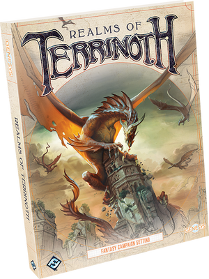 Role Playing Games, Genesys: Realms of Terrinoth