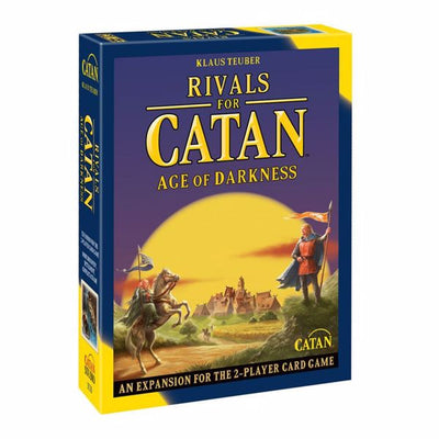 Card Games, Rivals for Catan: Age of Darkness Expansion