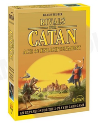 RIVALS FOR CATAN AGE OF ENLIG
