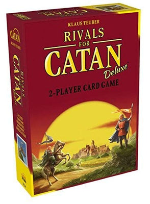 Card Games, Rivals for Catan - Deluxe