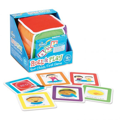 Kids Games, Roll & Play Game
