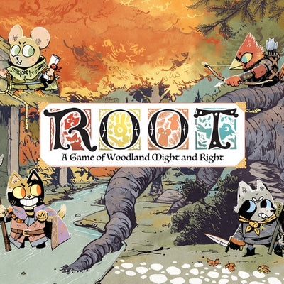 Board Games, Root