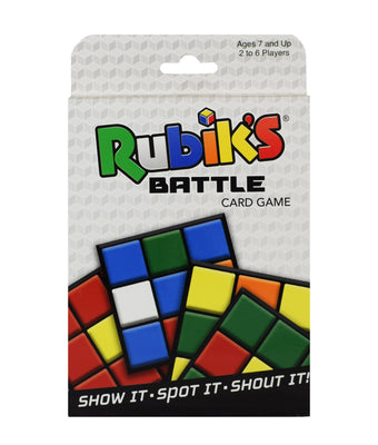 Card Games, Rubik's Battle Cards
