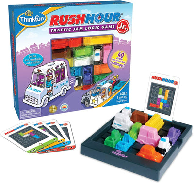 IQ Puzzles, Rush Hour: Junior