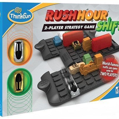 IQ Puzzles, Rush Hour: Shift