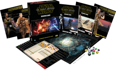 Role Playing Games, Star Wars RPG: The Force Awakens Beginner Box