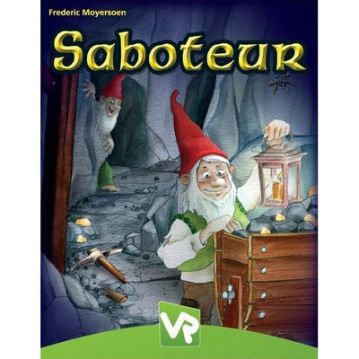 Card Games, Saboteur Card Game