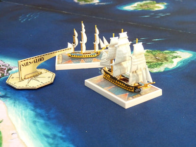 Miniatures, SAILS OF GLORY STARTER SET