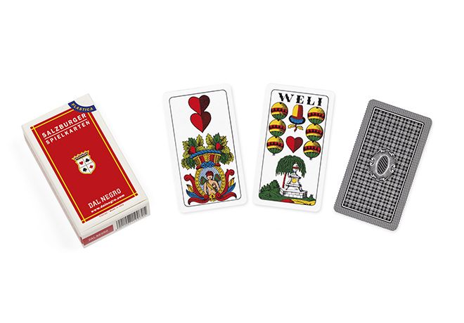 Salzburger Playing Cards