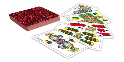 Card Games, Schnaps German Build Playing Cards