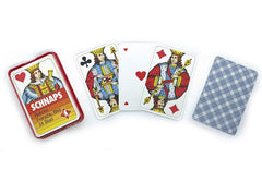 Schnaps French Build Playing Cards