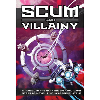 Role Playing Games, Scum and Villainy