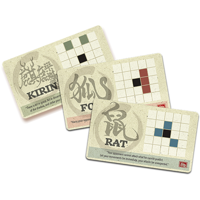 Card Games, Onitama: Senseis Path Expansion