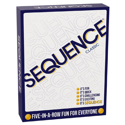 Card Games, Sequence