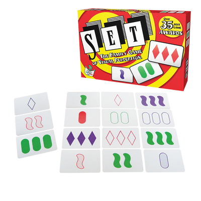 Card Games, SET: The Family Game