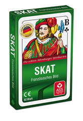Skat - French Build Playing Cards