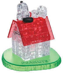 SNOOPY HOUSE CRYSTAL PUZZLE