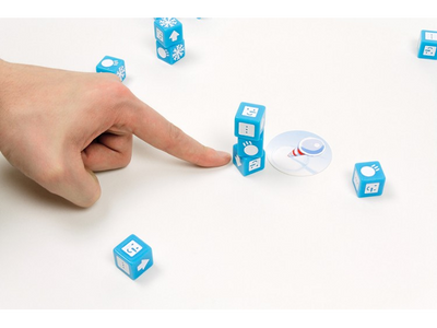 Kids Games, Snowman Dice