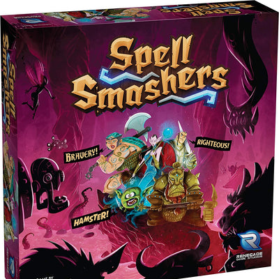 Board Games, Spell Smashers
