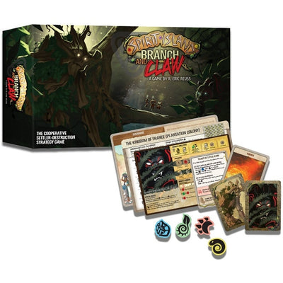 Board Games, Spirit Island: Branch & Claw Expansion