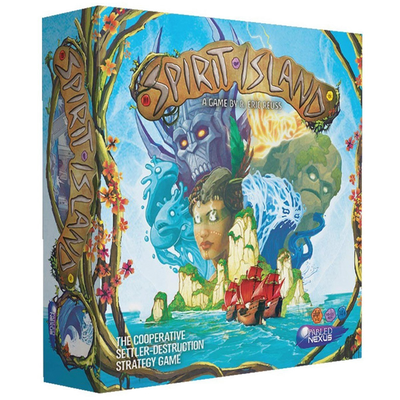 Board Games, Spirit Island