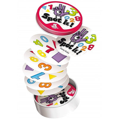 Kids Games, Spot it! 123 Junior