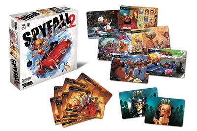 Card Games, Spyfall 2