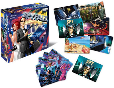 Card Games, Spyfall