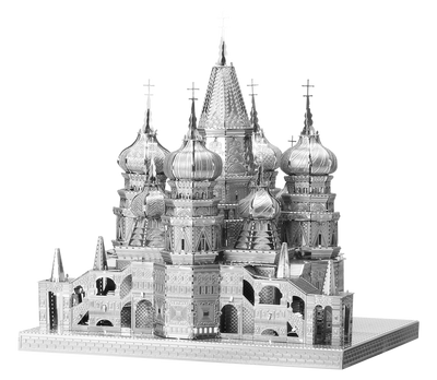 3D Jigsaw Puzzles, Premium Series - Saint Basil Cathedral