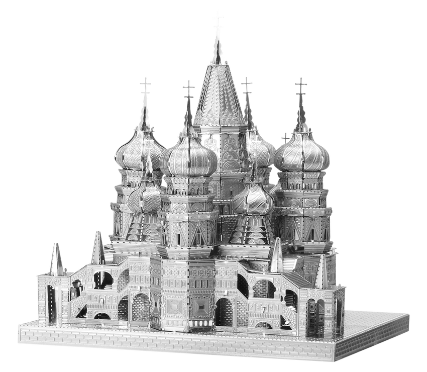 ICONX Premium Series - St. Basil's Cathedral