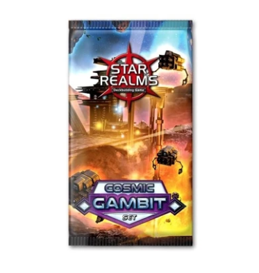 Card Games, Star Realms: Cosmic Gambit Expansion
