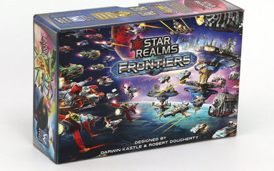 Card Games, Star Realms: Frontiers