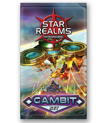 Card Games, Star Realms: Gambit Expansion